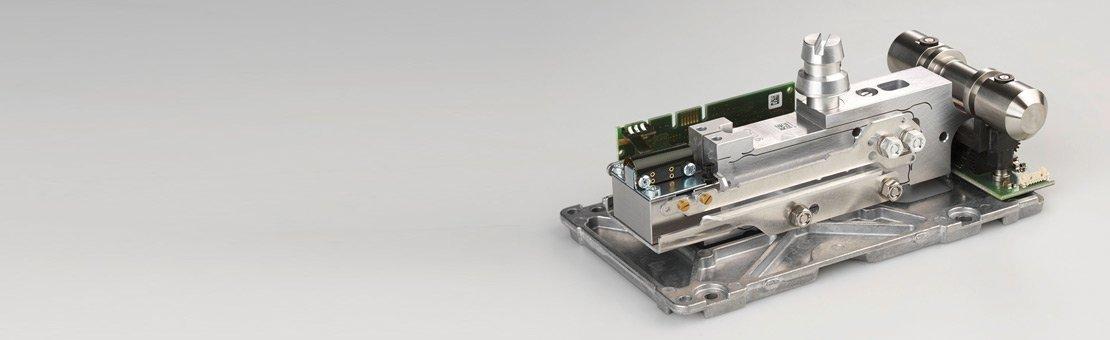 经过验证的称重传感器提供可靠的结果