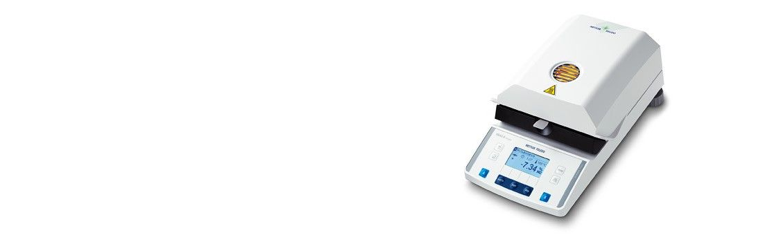 METTLER TOLEDO Advanced Moisture Analyzers