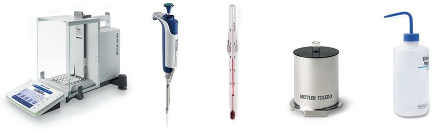 Pipette Quick Check Equippment