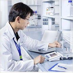 GMPの要件に従ったラボ用機器の校正と適格性評価