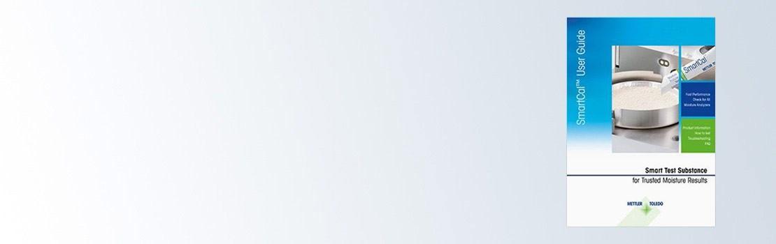 Användarhandbok: referensämne för testning av halogenfuktanalysatorer