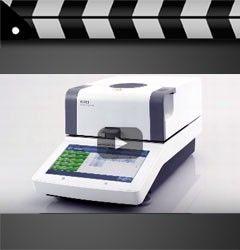 HC103 Halogen Moisture Analyzer Video