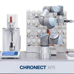 CHRONECT XPR Robotic Powder Dispensing