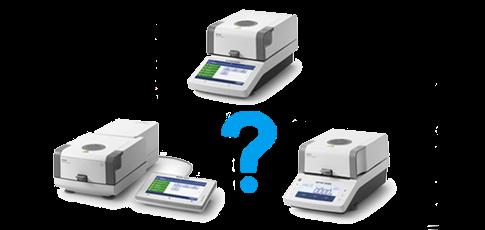How to choose moisture analyzer