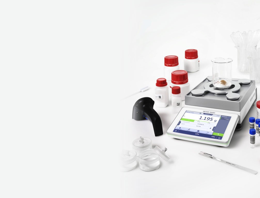 Formulation Solution - Excellence Precision Balances