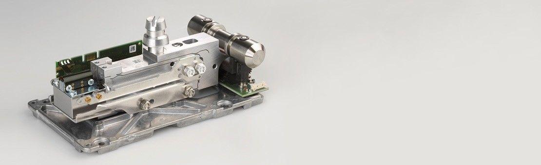 单模块传感器和内部校准