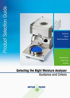 How to choose a moisture analyzer - 7 most important aspects