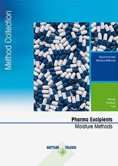 Sammlung an Feuchtebestimmer-Methoden für die Pharmaindustrie