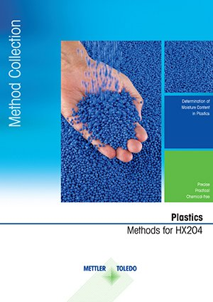 Collection of Moisture Analyzer Methods for Plastics