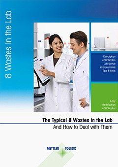 Die 8 typischen Verschwendungen im Labor