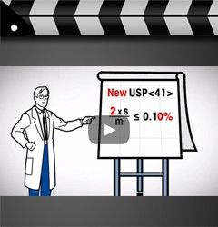 Three Key Things about the USP revisions on weighing