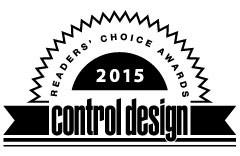 Press Release: METTLER TOLEDO Wins 2015 Control Design Readers' Choice Award