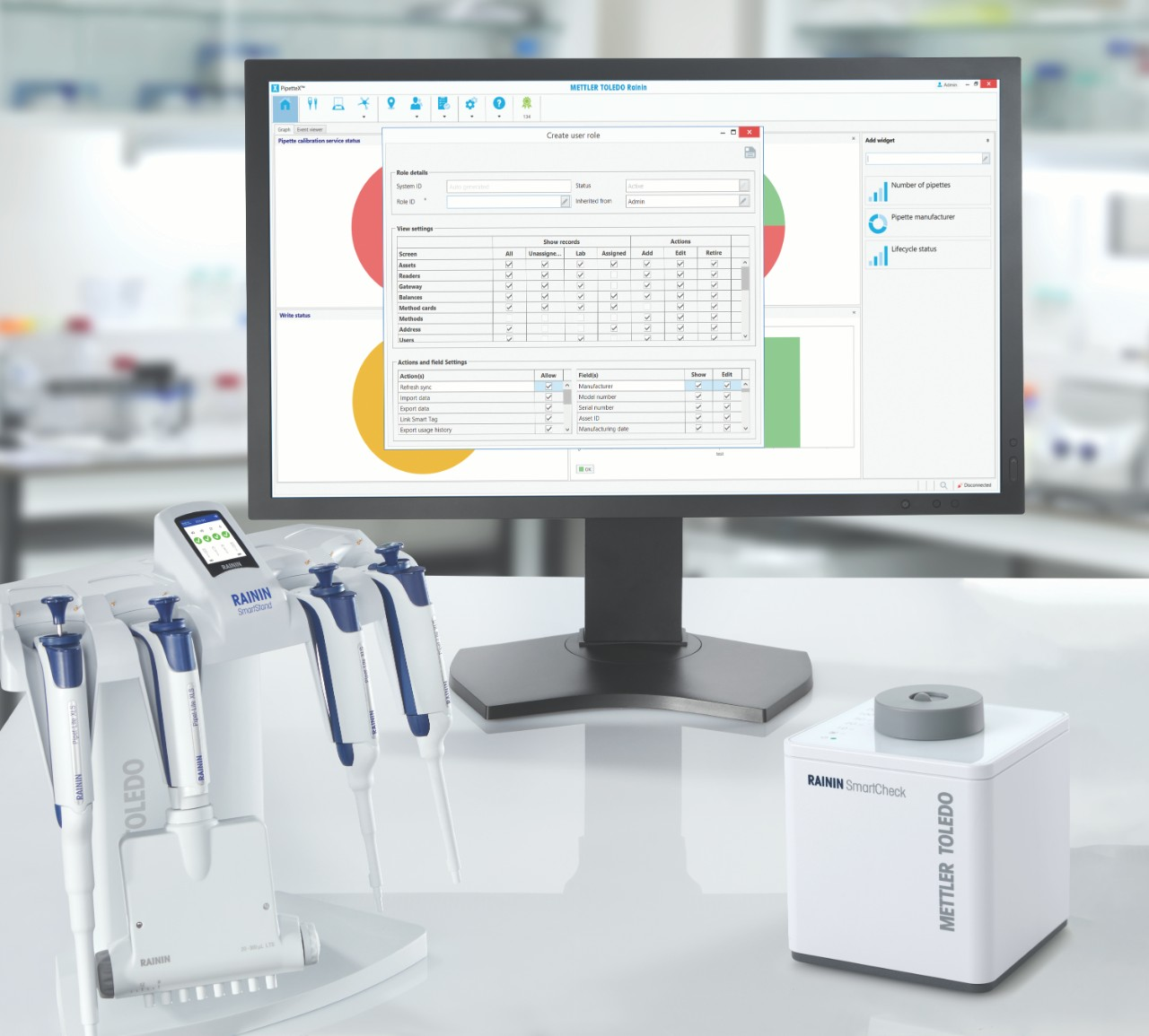 PipetteX pipetting software