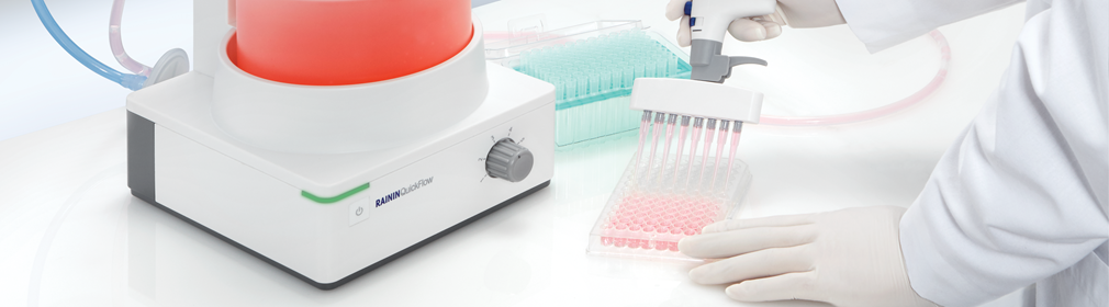 QuickFlow AspiratorAspirate Cell Culture Media with QuickFlow