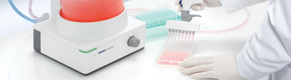 QuickFlow吸液机用QuickFlow吸取细胞培养基