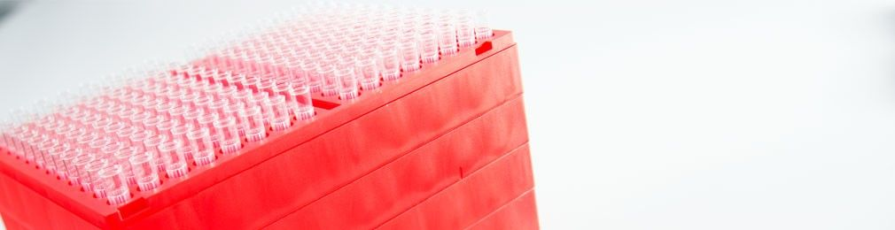 StableStak - Stacked Rack Pipette Tips