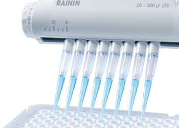 E4 XLS+ Adjustable Spacers Simplify Repetitive Pipetting