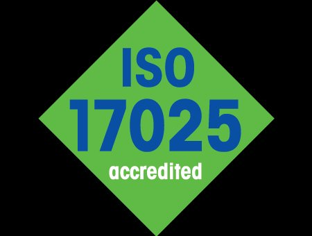 ISO/IEC 17025 accreditation