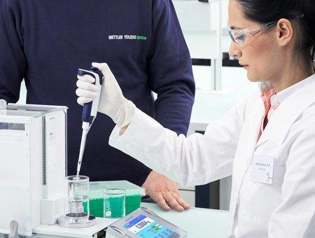 Dịch vụ hiệu chuẩn và bảo trì phòng ngừa pipet của Rainin