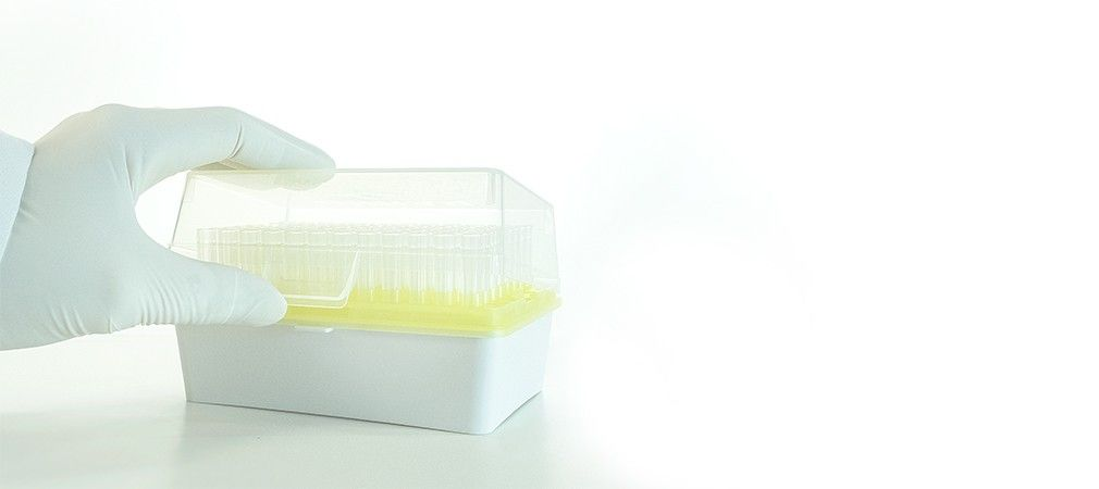 Pipette Tip Box - Rainin BioClean Pipette Tips - Fully Autoclavable