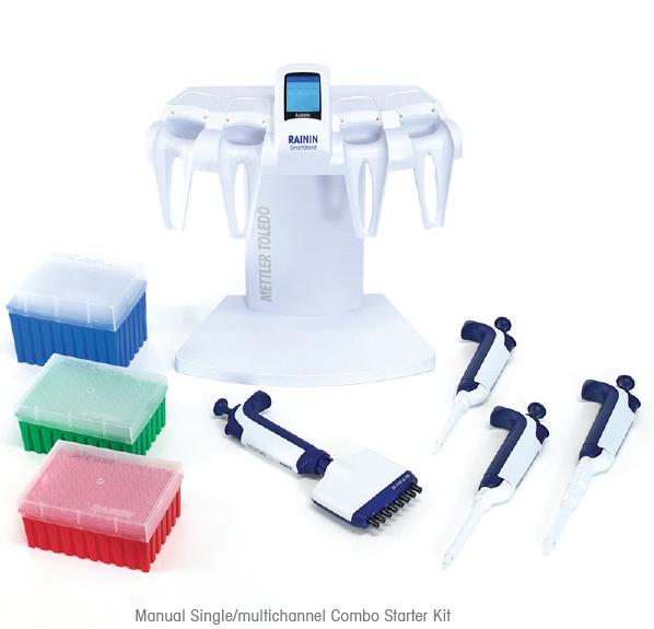 Pipette Starter Kits