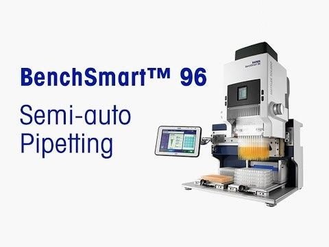 BenchSmart™ 96 Semi-automated Pipetting System