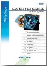 Critical Control Points White Paper