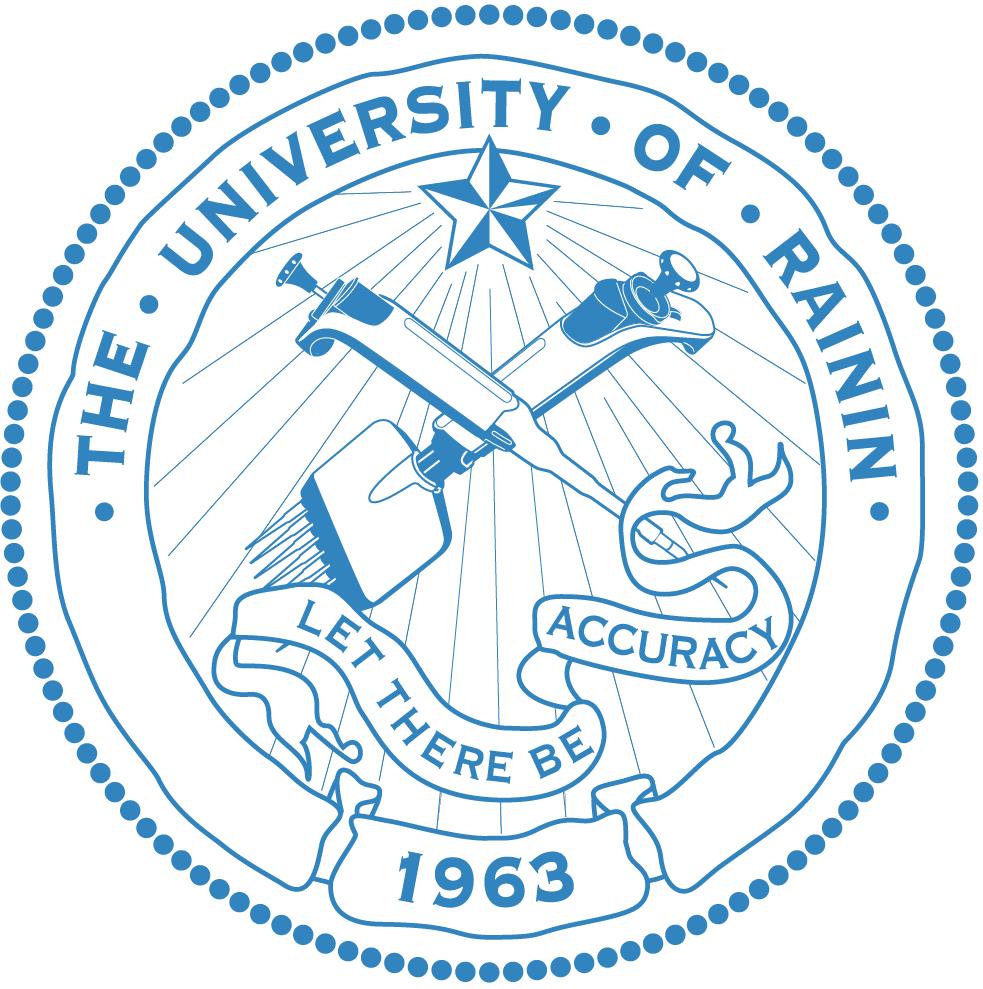Rainin for universities