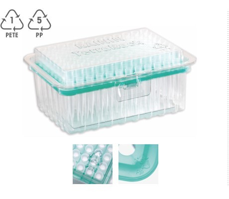 pipette tip rack recycling