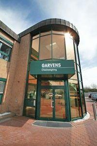 Garvens factory site in Giesen