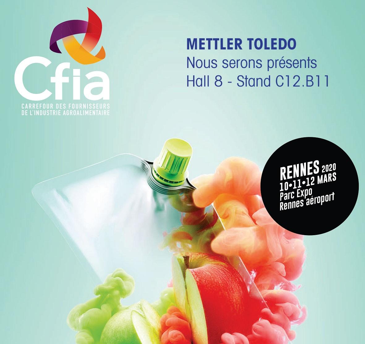 Salon CFIA 2020 Rennes