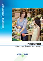 Brochure METTLER TOLEDO sur les compétences dans le commerce
