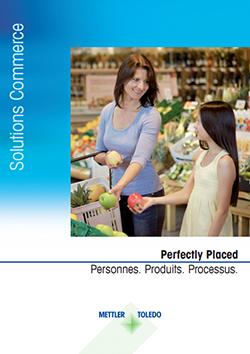 Brochure sur les compétences dans le commerce