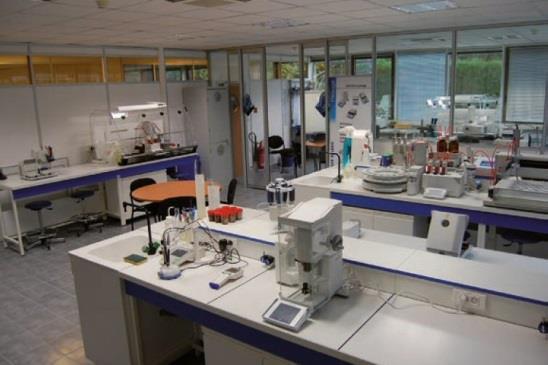 Laboratoire d'application