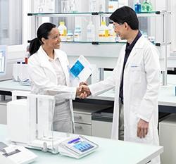 Formations pour les applications en laboratoire par METTLER TOLEDO