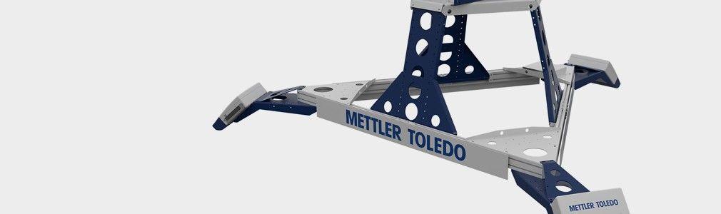 TLD870-Volumenmesssystem