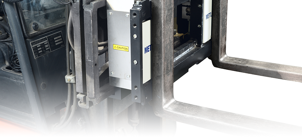 TLF820 forklift scale