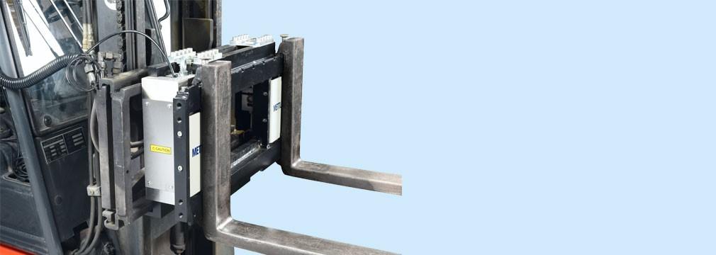 DWS de palés integrados