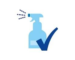 Reduce contamination risk