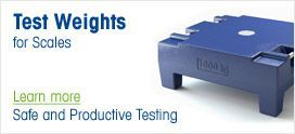 Industrial Test Weights