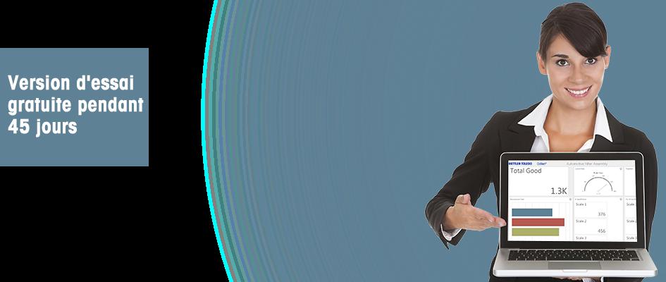 Logiciel d'acquisition de données CollectPlus