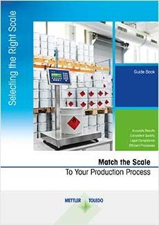Choose the Right Scale Brochure