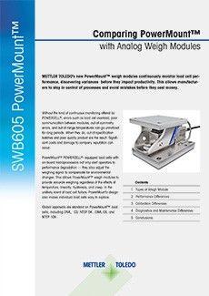 Modern Weigh Modules: More Than Accuracy