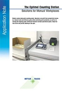 Application Note: Parts-Counting Solutions for Process Modernization