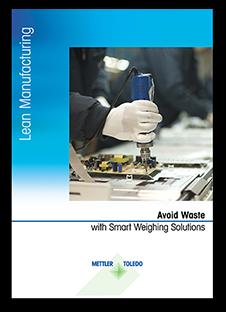 Broschüre zu Lean Manufacturing