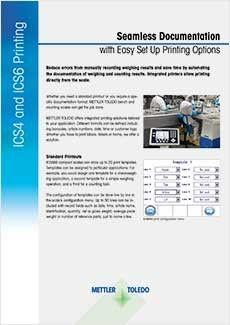 ICS6 打印功能
