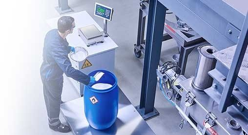 Catalog: Weighing Solutions for Hazardous Areas