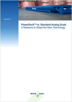 PowerDeckデジタルフロアスケール - インテリジェント機能と4つの理由ガイド