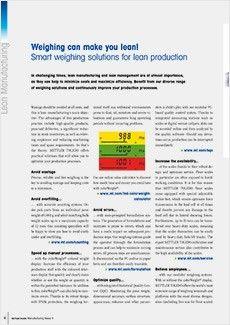Production Lean