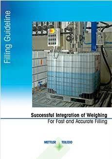 ガイド: 中型または大型容器への充填のための計量技術